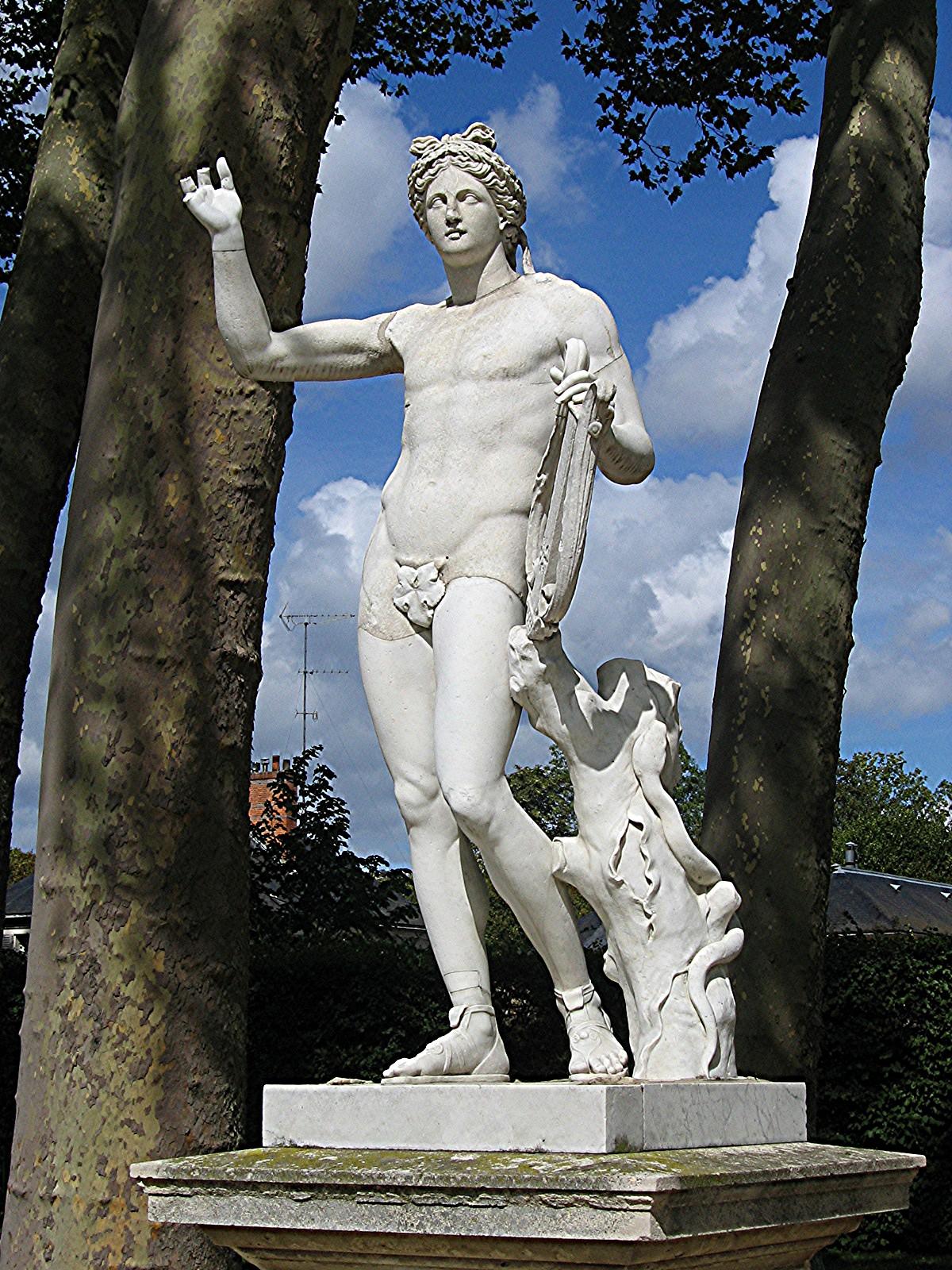 Apollon, le plus beau des Dieux!